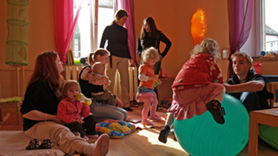 Eltern-Kind-Klärungsgruppe Göggingen