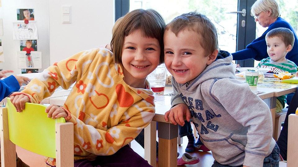 Teilstationäre Hilfen: Heilpädagogische Tagesstätten