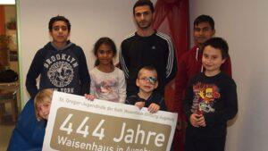 Eines der Ersten in Europa- 444 Jahre Waisenhaus in Augsburg