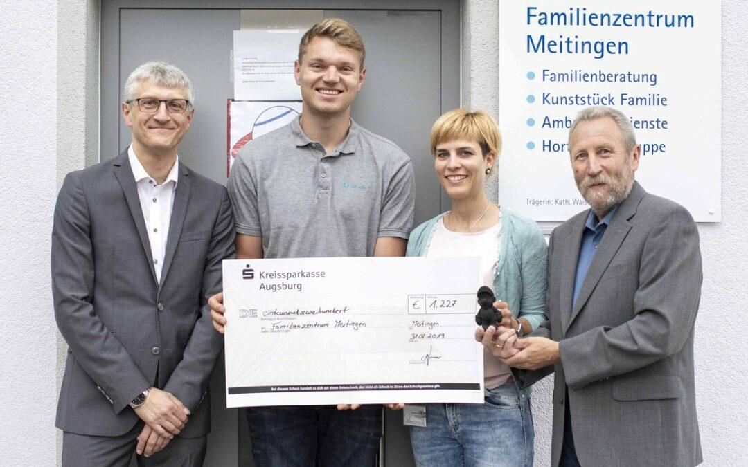 SGL Carbon unterstützt erneut die St. Gregor-Jugendhilfe