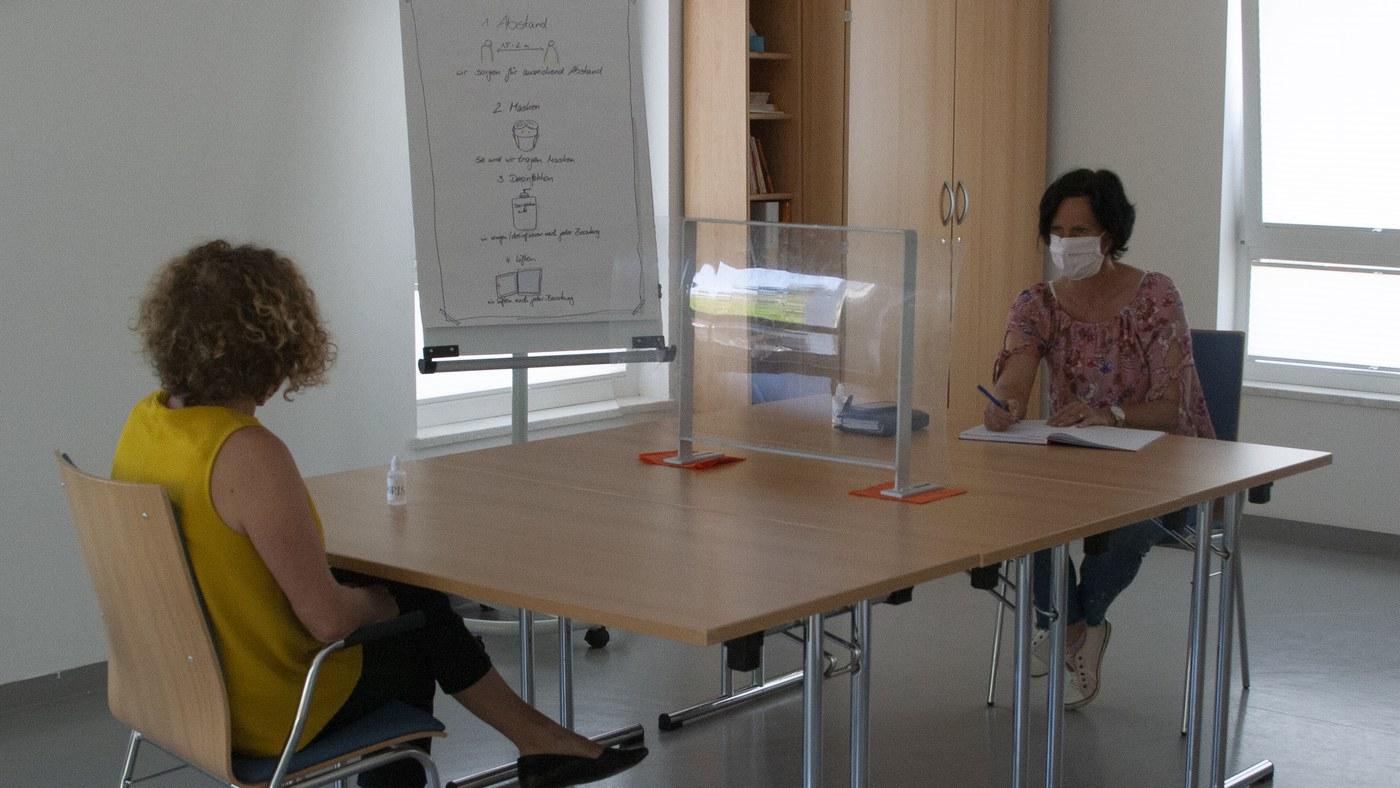 Wiedereröffnung Familienzentrum Meitingen