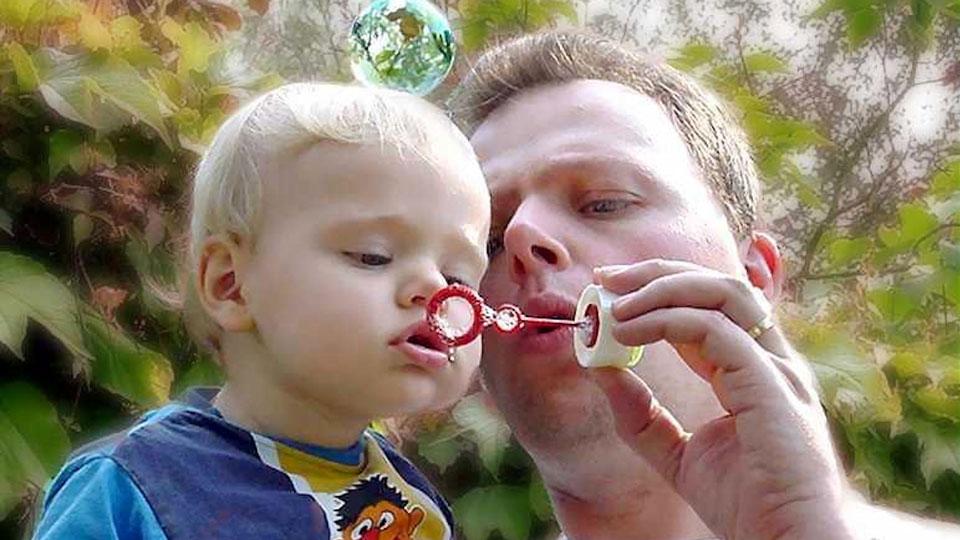 Wertvolle Zeit mit dem Kind verbringen