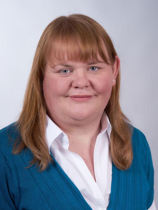 Johanna Zott, Regionalleiterin